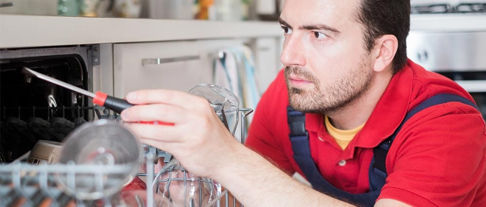 dishwasher appliance repair